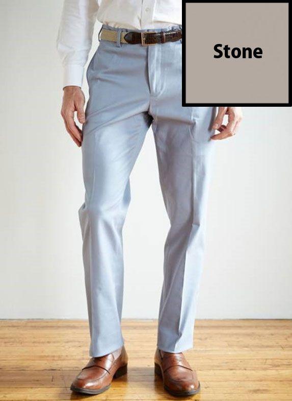 SRFPF5H-FFT ST / STONE / 5 Pocket Split Back Pant Franklin Twill Stone